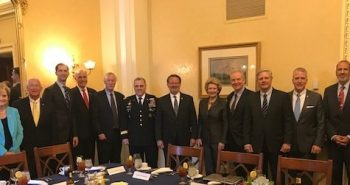 CHIEF OF STAFF OF THE ARMY GENERAL MARK MILLEY MEETS WITH SENATORS IN WASHINGTON