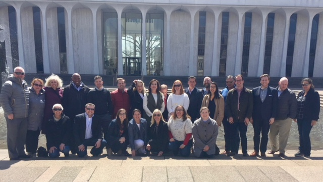 STENNIS FELLOWS HOLD ROUNDTABLES AT PRINCETON
