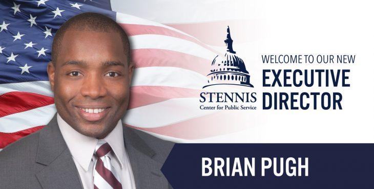 DR. BRIAN PUGH NAMED STENNIS CENTER EXECUTIVE DIRECTOR
