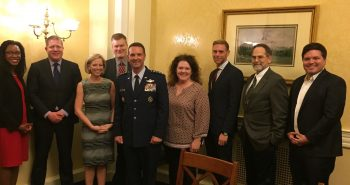 STENNIS CENTER CONDUCTS CIVIL-MILITARY DIALOGUE AND DISCUSSION WITH U.S. NATIONAL GUARD