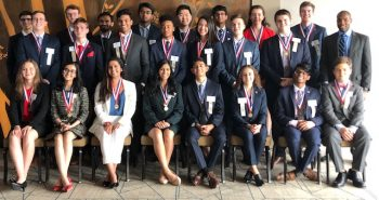 2019 NATIONAL STUDENT CONGRESS WINNERS NAMED