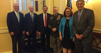 STENNIS CENTER CONDUCTS CIVIL-MILITARY LEADERSHIP DIALOGUE AND DISCUSSION PROGRAM