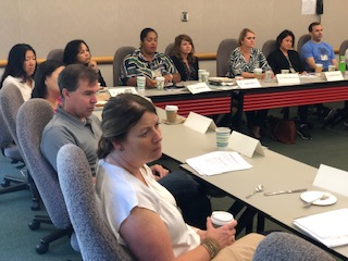 STENNIS FELLOWS GATHER  FOR DIALOGUE RETREAT IN WEST VIRGINIA