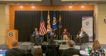 SENIOR STENNIS CONGRESSIONAL STAFF FELLOWS PARTICIPATE IN SENIOR EXECUTIVE SERVICE ORIENTATION PANEL