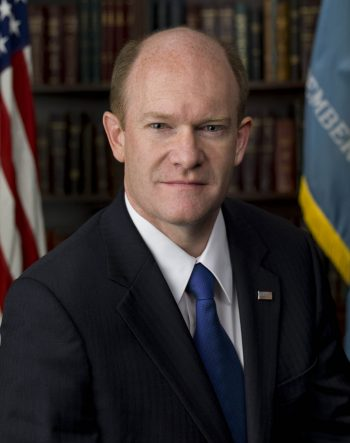 photo of Chris Coons